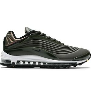 Details about AO 8284 001 AIR MAX DELUXE SE Cargo Khaki Size 7 Brand New Authentic Awesome
