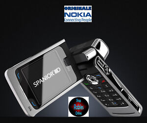 Nokia-N90-Black-Ohne-Simlock-Smartphone-3G-2MP-VideoCall-Original-Finnland-NEU