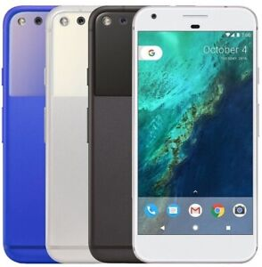 Google Pixel 32GB-128GB (Verizon 4G) Unlocked GSM Android Cell Phone Very Good