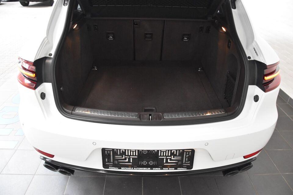 Porsche Macan S 3,0 D PDK Diesel 4x4 4x4 aut. Automatgear