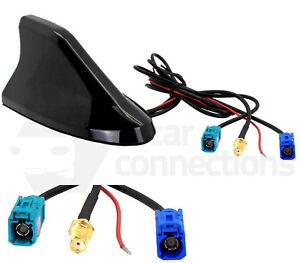 Aleta de tiburón FM Radio DAB Antena De Recambio De Antena De Coche GPS