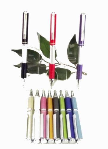 Zebra Telescopic Retractable Expandz Ballpoint Pen 12 Barrel Colours to choose