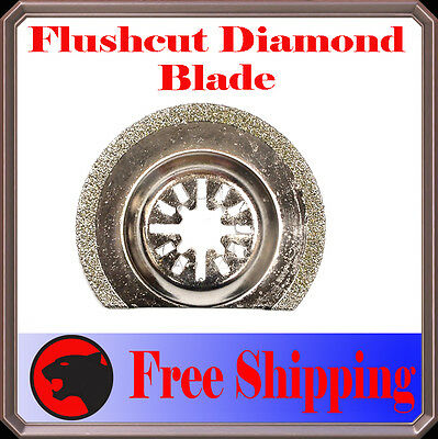 Diamond  Oscillating Multi Tool Blade Disc Dremel Bosch Makita Milwaukee Ryobi