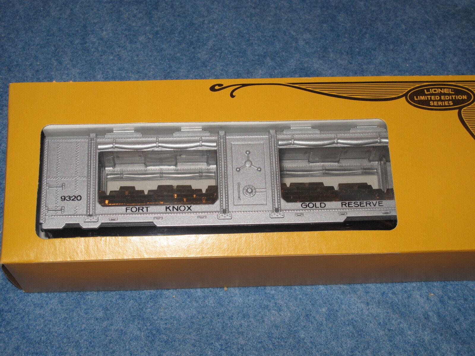 1979 Lionel 6-9320 Fort Knox oro Bullion auto L0516 L0516 L0516 064bb3