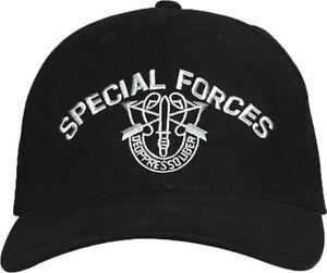 Image is loading  Black-Special-Forces-Deoppresso-Liber-Embroidered-Logo-Adjustable- 7d207d33c85