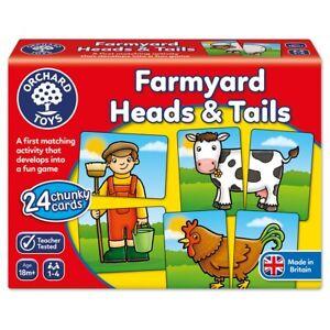 Orchard-Toys-018-Fattoria-TESTE-amp-code-corrispondente-primo-giochi-bambino-18-mesi