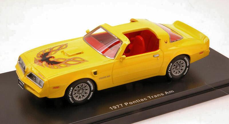 Pontiac trans am 1977 gituttio 1 43 auto stradali scala world