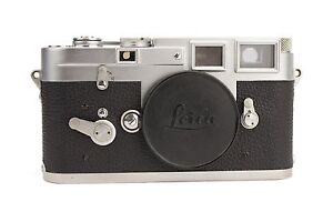 Leica M3 (Buddha Ears) Double Stroke Replacement Cover - Laser Cut - Moroccan