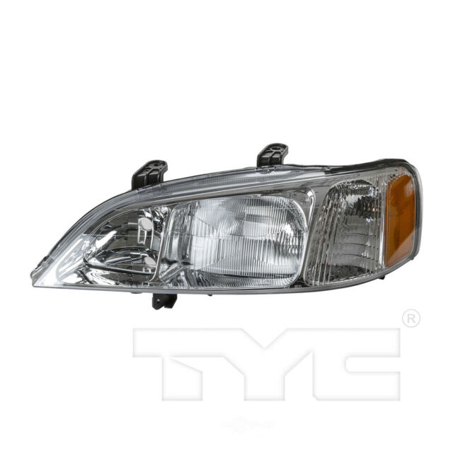 Driver Left Headlight Assembly TYC 20-6382-01 For Acura TL