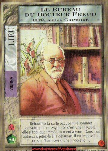 Le Bureau du Docteur Freud Mythos CCG Limited FR Lieu