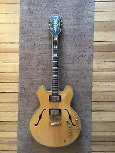 1989 Epiphone By Gibson Sheraton 335 W/HSC