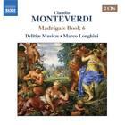 Madrigalbuch 6 von Delitiae Musicae,Longhini (2007)