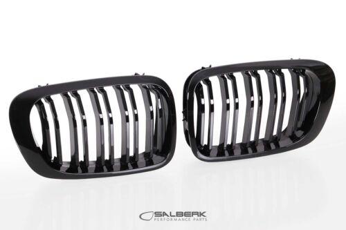 Alto negro brillante riñones 3er bmw e46 cabrio m vfl Front parrilla salberk 4603dl