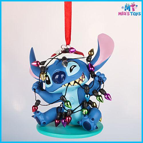 Disney Lilo & Stitch's Stitch Sketchbook Christmas Ornament brand new