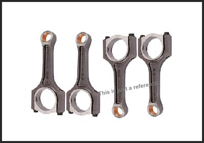 GENUINE Connecting Rods Fits Hyundai Tiburon Tucson Kia Sportage 2.7L 2351037104