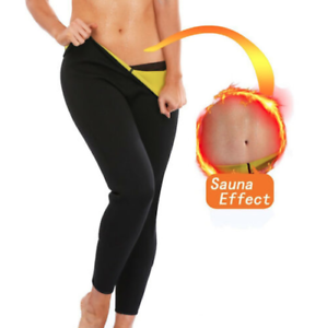 Women Hot Body Shaper Pants Thermo Polyester Slimming Sweat Sauna Waist Trainer