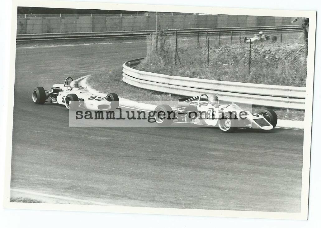Formule 60/70er 1 60/70er Formule Ans Racing Voiture de Course Motorsport Photo Photographe -14 a2765e