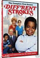 Different Strokes Complete 1st First Season 1 One Brand 2-disc Dvd Set