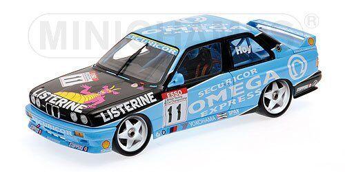 Minichamps 1991 BMW M3 (E30) Team VIC LEE MOTORSPORT  11 1 18 LE 666pcNew