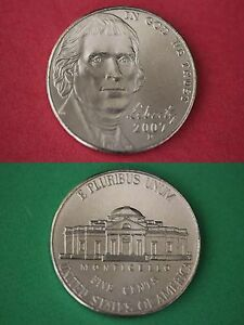 1975 P BU Jefferson Nickel From Mint Sets With 2x2 Snap Combined Shipping