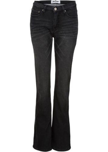 960557 in Schwarz 36 Neu Thermo-Sweat-Jeans Bootcut