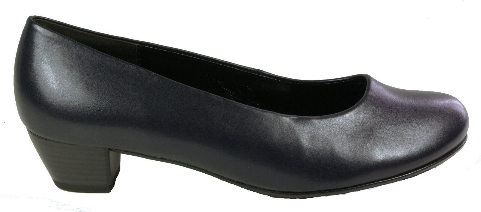 GABOR GABOR GABOR Schuhe Pumps Dunkelblau (OCEAN) H-Weite NEU 278621
