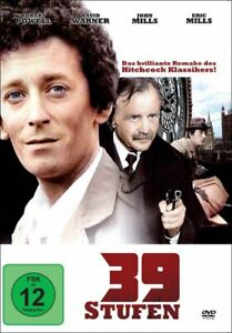 39-Stufen-DVD-Robert-Powell-David-Warner-John-Mills