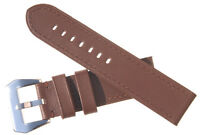 Alto Mare Coffee / Brown Waterproof Strap / Band For 44mm Panerai Luminor 24
