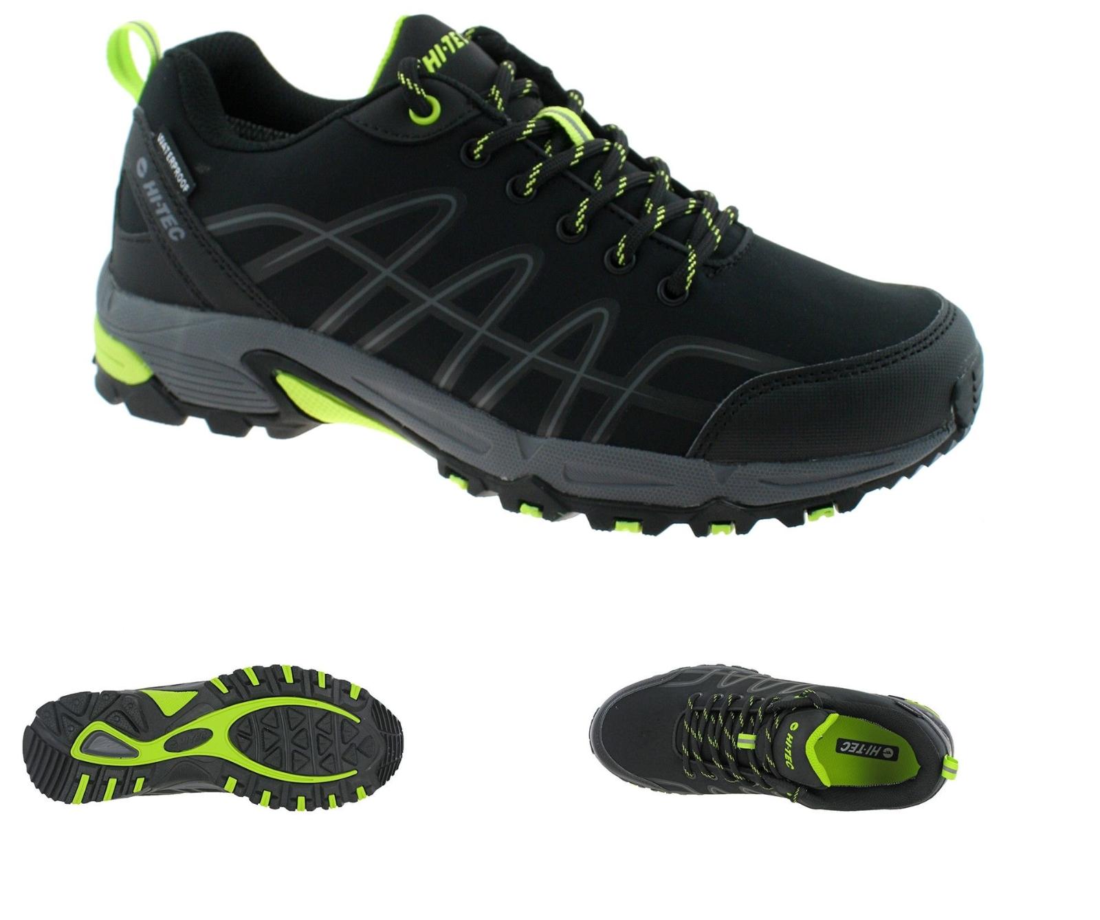 Pour hommes Hi-Tec Corvus Bas Imperméable Multi Sport chaussures de Marche