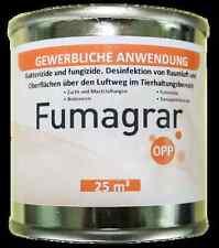 *48* Desinfektionsmittel FUMAGRAR OPP® Stalldesinfektion lebensmittelgeeig. 25m³