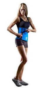 087d7a3eebb New Gold s Gym Adjustable 5 zippers Waist Trimmer Belt Workout Gym ...