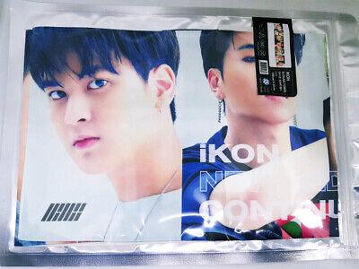 iKon KPOP Photo Cheer Slogan Towel BI BOBBY JINHWAN JUNHOE CHANWOO DONGHYUK  | eBay