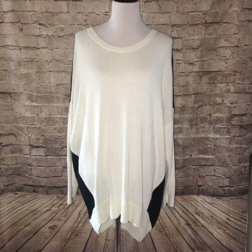 3x flerfarvet Ralph sweater Sz Womens Lauren 6tpqwCAx