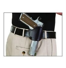 Bianchi Foldaway Belt Slide Concealment Holster Colt 1911/More Black Right 25214