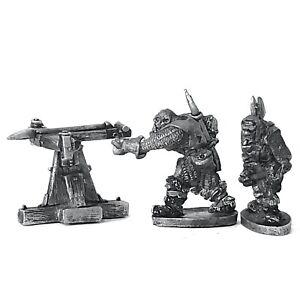 Orcs-Ballista-and-2-Crew-Warhammer-Fantasy-Armies-28mm-Unpainted-Wargames