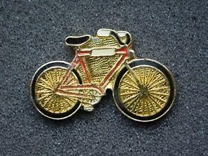 VINTAGE-METAL-PIN-2-WHEELER-BICYCLE