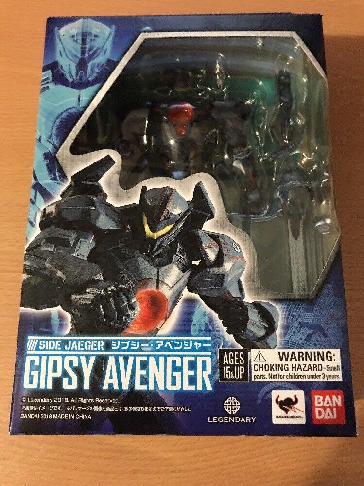 NEW Bandai The Robot Spirits Gipsy Avenger Pacific Rim Uprising USA Seller
