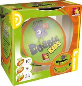 Asmodee 001769 - Dobble Kids, Reaktionsspiel