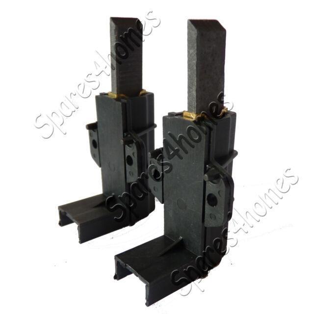 2  x Beko Washing Machine Carbon Brushes WMB61431 WMB71021W WMB71231 WMB81221LS
