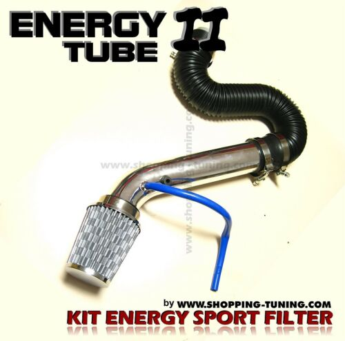 KIT D/'ADMISSION DIRECTE SPORT FILTRE A AIR TUBE INOX ENERGY 2 DURITE KIA