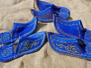 Filz Hausschuhe Handarbeit aus Kirgisien Filzpantoffeln Filzpuschen Hüttenschuh