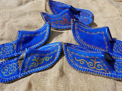 Filz Hausschuhe Handarbeit aus Kirgisien Filzpantoffeln Filzpuschen Filzschuhe