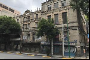 Locales  Comercial Calle Antonio Caso, Col. Tabacalera
