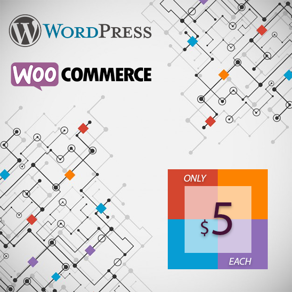 WordPress & WooCommerce - Plugins & Themes - Mega Collection: Only $5 Each 2