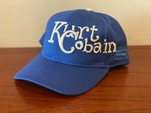 Hand-embroidered-Kansas-City-Royals-034-KURT-COBAIN-034-hat