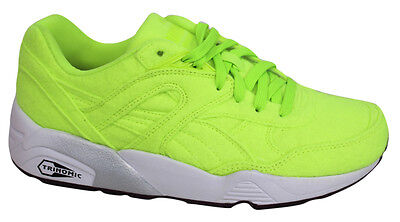Puma Trinomic R698 Bright Laine Pack Hommes Baskets Chaussures De Course 358832 03 P | eBay