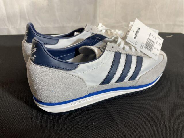 Visión general Rango Recordar  adidas SL 72 76 Starsky and Hutch Blue / White 2010. UK Size 10. Boxed for  sale   eBay