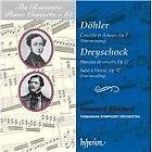 Romantic Piano Concerto, Vol. 61: Döler, Dreyschock (2013)