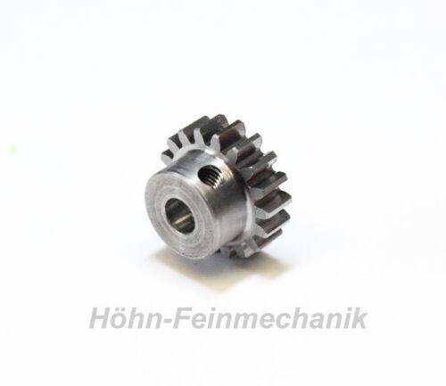 Stahl Modul 0,7 18 Zähne Stirnzahnrad Zahnrad