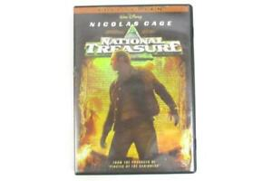 National-Treasure-DVD-2005-Full-Screen-Edition-Nicolas-Cage-Walt-Disney-PG-Movie